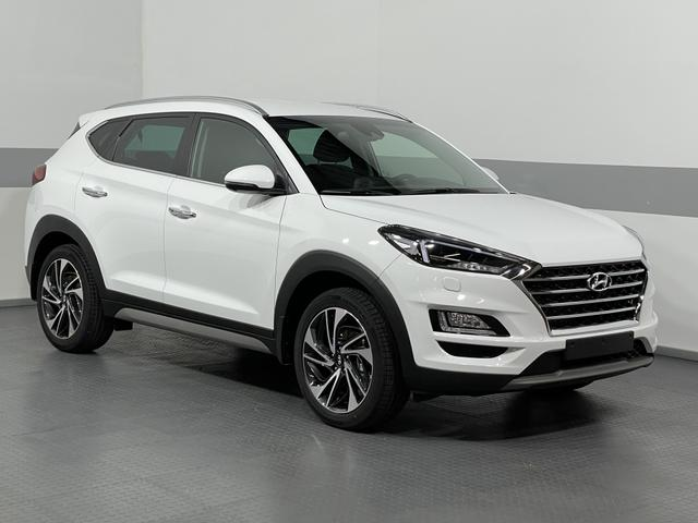 Hyundai Tucson - IMPRESSION NAVI LED SHZ 360KAMERA BSD SMART KEY