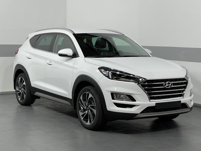 Hyundai Tucson - PREMIUM NAVI LED SHZ 19ALU SLIF PDC v h LKAS Vorlauffahrzeug kurzfristig verfügbar