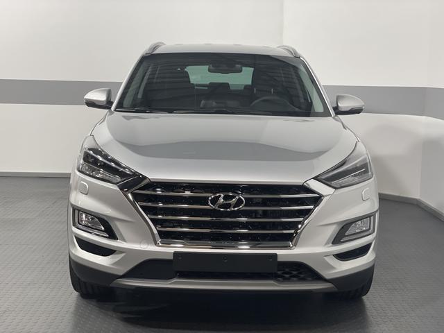 Hyundai TUCSON - IMPRESSION DCT ACC NAVI LED SHZ 360KAMERA BSD SMART KEY