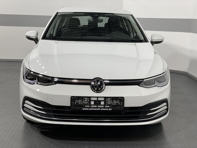 Volkswagen Golf - STYLE PLUS iQ.LED NAVI ACC ActiveInfoDisplay ParkPilot 18ALU