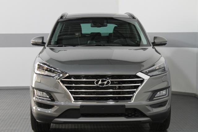 Hyundai Tucson - IMPRESSION 4WD DCT ACC LEDER KREL PANORAMA NAVI LED SHZ 360KAMERA BSD SMART KEY