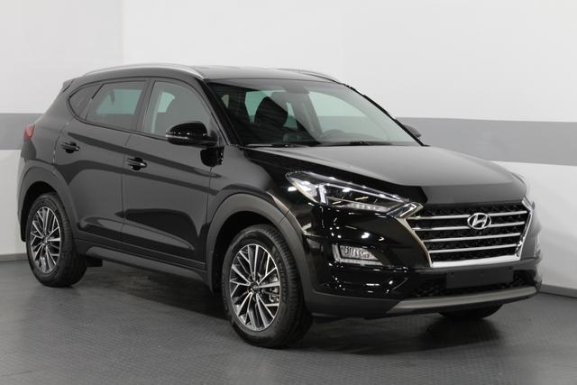 Hyundai Tucson - STYLE DCT 4WD NAI LED SHZ 18ALU KLIMAAUTOMATIK PDC TEMPOMAT Vorlauffahrzeug kurzfristig verfügbar