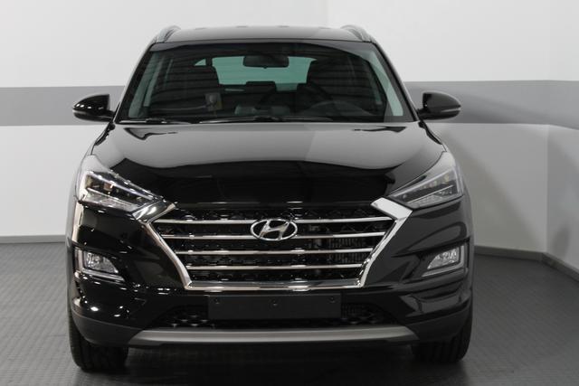 Hyundai Tucson - STYLE DCT 4WD NAVI LED SHZ 18ALU KLIMAAUTOMATIK PDC TEMPOMAT
