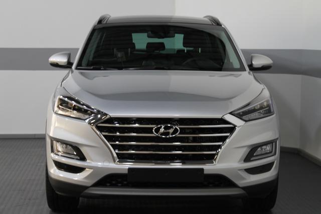 Hyundai Tucson - PREMIUM PANORAMA LED 19ALU SHZ RFK PDC v+h