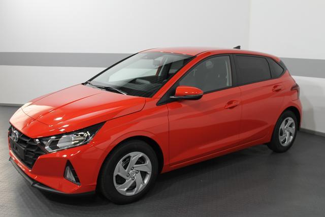 Hyundai i20 - COMFORT SHZ KLIMA RFK PDC TEMPOMAT Vorlauffahrzeug kurzfristig verfügbar