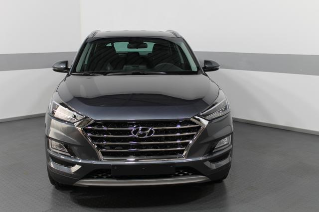 Hyundai Tucson - STYLE 4WD NAVI LED SHZ 18ALU KLIMAAUTOMATIK PDC TEMPOMAT