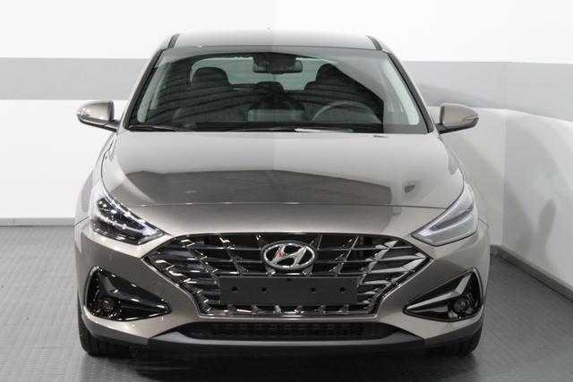 Hyundai i30 - IMPRESSION PLUS MildHybrid IMT SHZ NAVI LED KEYLESS RFK PDC