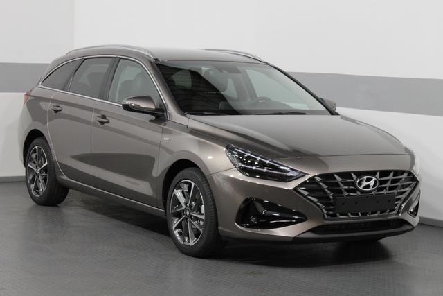 Hyundai i30 - IMPRESSION PLUS MildHybrid IMT SHZ LED KEYLESS NAVI PDC v+h
