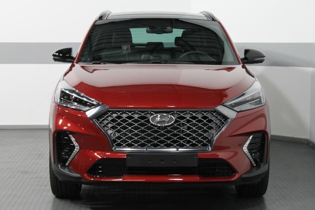 Hyundai Tucson - IMPRESSION DCT N-LINE ACC KRELL PANORAMA NAVI LED SHZ 360KAMERA BSD SMART KEY