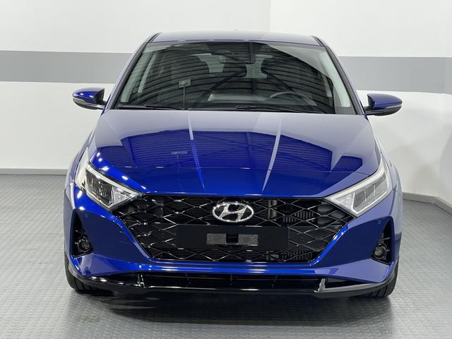 Hyundai i20 - PERMIUM PLUS NAVI LED SHZ KLIMAAUTOMATIK PDC v+h SmartKey