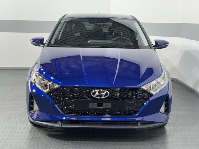 Hyundai i20 - COMFORT PLUS MHEV 48V KLIMAAUTOMATIK REGENSENSOR RFK PDC BLUETOOTH FCA AndroidAuto
