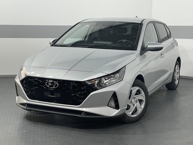 Hyundai i20 - COMFORT PLUS MHEV 48V SHZ KLIMAAUTOMATIK REGENSENSOR RFK PDC BLUETOOTH FCA AndroidAuto