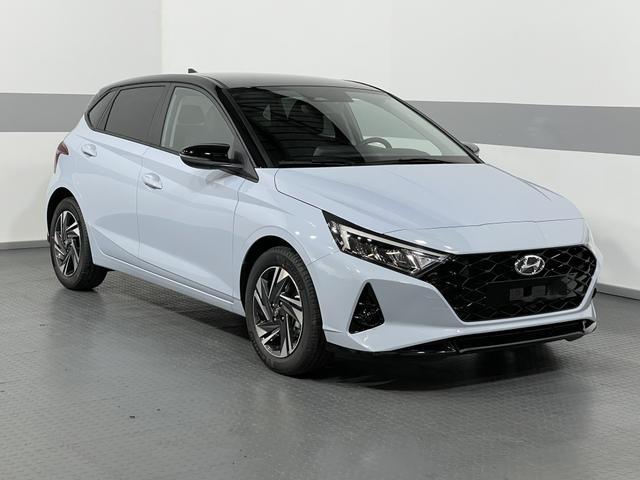 Lagerfahrzeug Hyundai i20 - STYLE PLUS LED Regensensor KLIMAAUTOMATIK PDC ALU