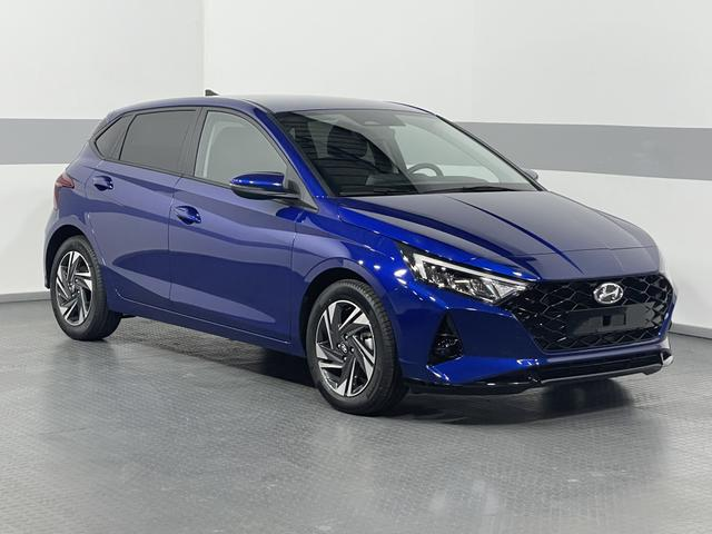 Hyundai i20 - STYLE PLUS LED Regensensor KLIMAAUTOMATIK PDC ALU Vorlauffahrzeug kurzfristig verfügbar