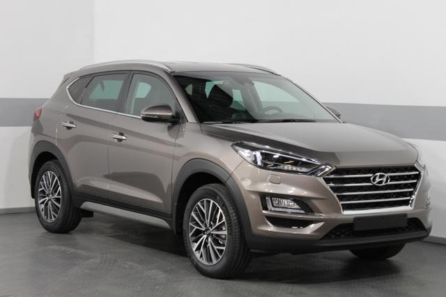Lagerfahrzeug Hyundai Tucson - Impression KRELL LED SmartKey NAVI SHZ