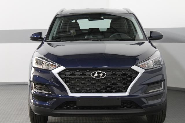 Hyundai Tucson - Trend PLUS PDC/BLUETOOTH/KLIMA/ALU NAVI TEMPOMAT PDC