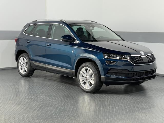 Skoda Karoq - Style PLUS ACC LED KESSY ActiveInfoDisplay Lane/Side Assist PDC v+h