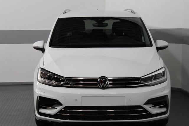 Volkswagen Touran - R-LINE EDITION DSG 7-Sitzer NAVI ActiveInfoDisplay RFK SHZ Line+Side Assist LED ACC 18ALU