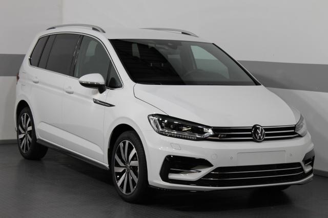 Volkswagen Touran - R-LINE EDITION DSG Light/Side/Lane--Assist ErgoActive SHZ ACC ParkPilot
