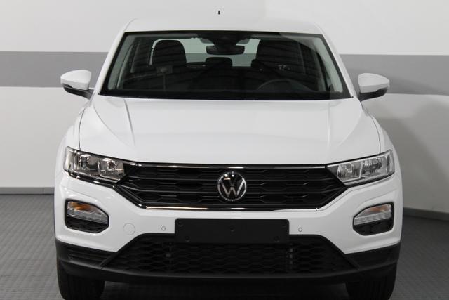 Volkswagen T-Roc - EDITION KLIMAAUTOMATIK FrontAssist MF-Lederlenkrad ParkPilot Regensensor Bluetooth