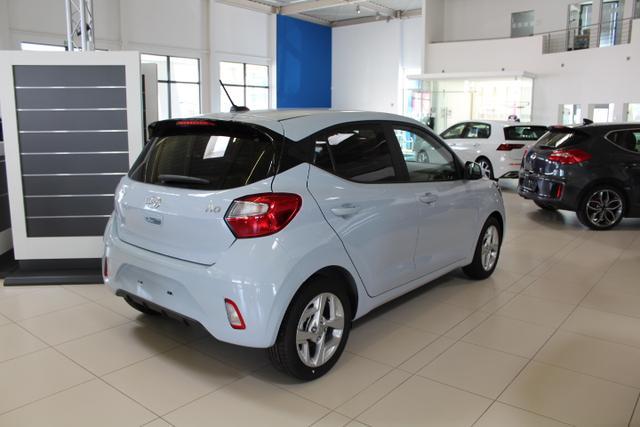 Hyundai i10 - STYLE PLUS KLIMAAUTOMATIK ALU TEMPOMAT RFK AndroidAuto CarPlay