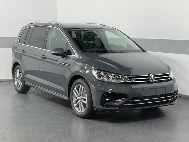 Volkswagen Touran - R-LINE EDITION DSG NAVI ErgoActive SHZ ActiveInfoDislplay ACC ParkPilot KEYLESS RFK
