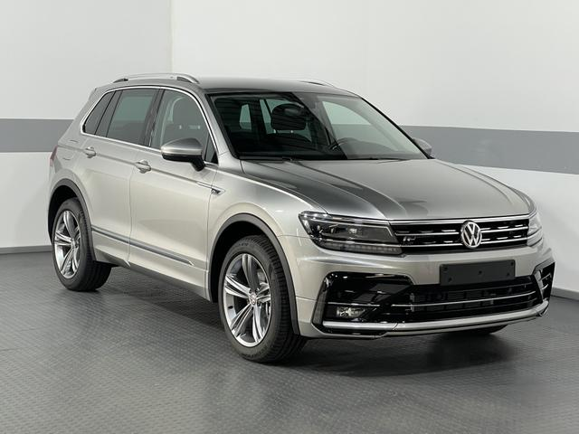 Volkswagen Tiguan - R-LINE EDITION DSG 4-Motion NAVI ErgoActive ACC SHZ RFK LED ActiveInfoDisplay KEYLESS SideAssist
