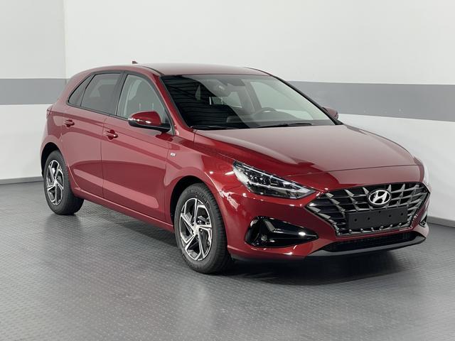 Hyundai i30 - STYLE PLUS MHEV 48V LED TEMPOMAT KLIMAAUTOMATIK PDC