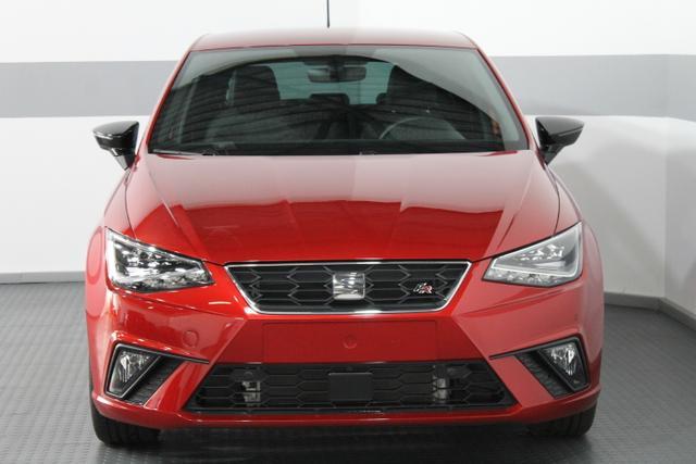 Seat Ibiza - FR DSG RED-PACK ACC RFK LED SHZ NAVI PDC v+h BEATS KLIMAAUTOMATIK VirtualCockpit
