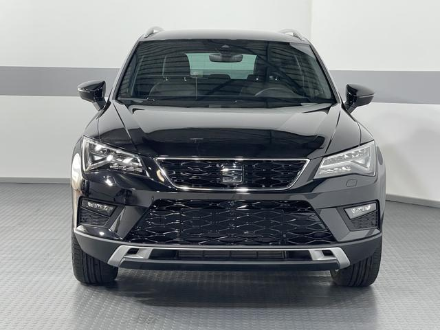 Seat Ateca - XCELLENCE DSG AWD NAVI LED KESSY DigitalCockpit TopViewKamera SHZ ParkAssist Fernlicht LaneAssist