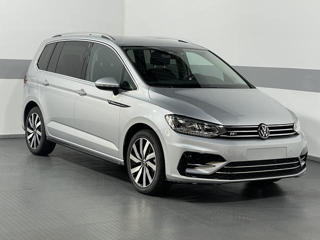 Volkswagen Touran - R-LINE EDITION DSG ErgoActive SHZ ActiveInfoDisplay RFK ParkPilotACC App-Connect