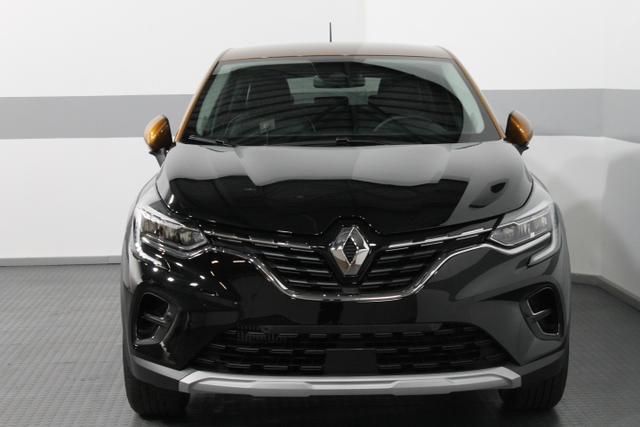 Renault Captur - INTENS LED RFK PDC v+h KLIMAAUTOMATIK TEMPOMAT EasyLink