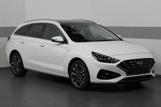 Hyundai i30 - IMPRESSION PLUS MHEV DCT ACC PANORAMA SHZ LED NAVI
