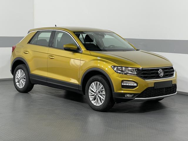 Volkswagen T-Roc - BUSINESS DSG NAVI RFK SHZ ParkPilot ACC KEYLESS
