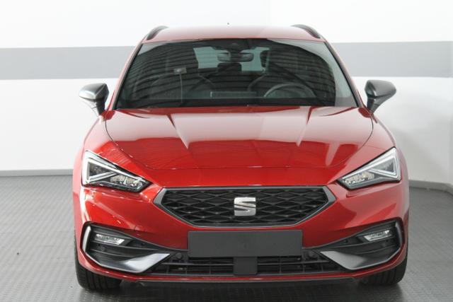 Seat Leon Sportstourer ST - FR PLUS DSG ACC SHZ NAVI FULL LED RFK KESSY ParkAssist