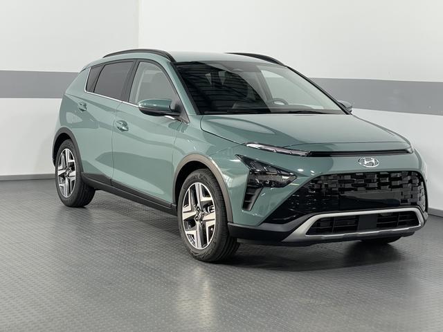 Lagerfahrzeug Hyundai BAYON - PREMIUM NAVI SHZ LED digitales Display KLIMAAUTOMATIK