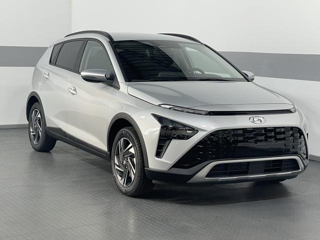 Hyundai BAYON - STYLE LED digitales Display KLIMAAUTOMATIK RFK PDC TEMPOMAT Vorlauffahrzeug kurzfristig verfügbar