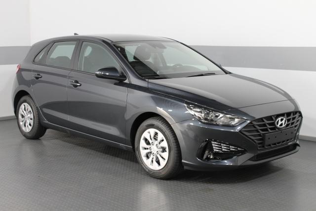 Hyundai i30 - TREND PLUS RADIO KLIMA EL.PAKET TEMPOMAT