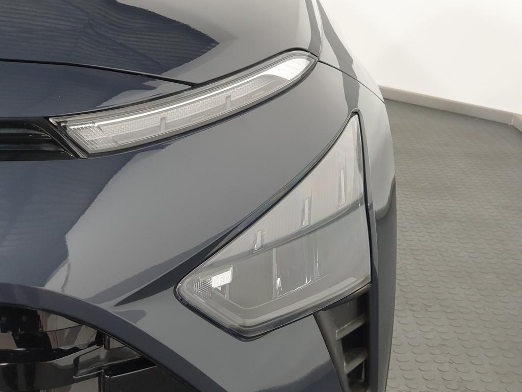 Hyundai / Bayon / Grau / Style / A7G / LED VIRTUALCP KLIMAA RFK PDC TEMP 16ALU