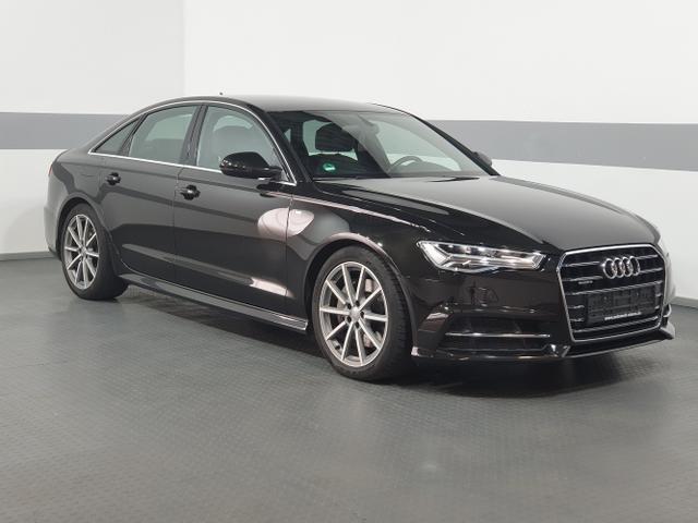 Gebrauchtfahrzeug Audi A6 - 3.0 TDI quattro S-TRONIC S-LINE EXT. LED-SCHEINW. NAVI SHZ TEMP