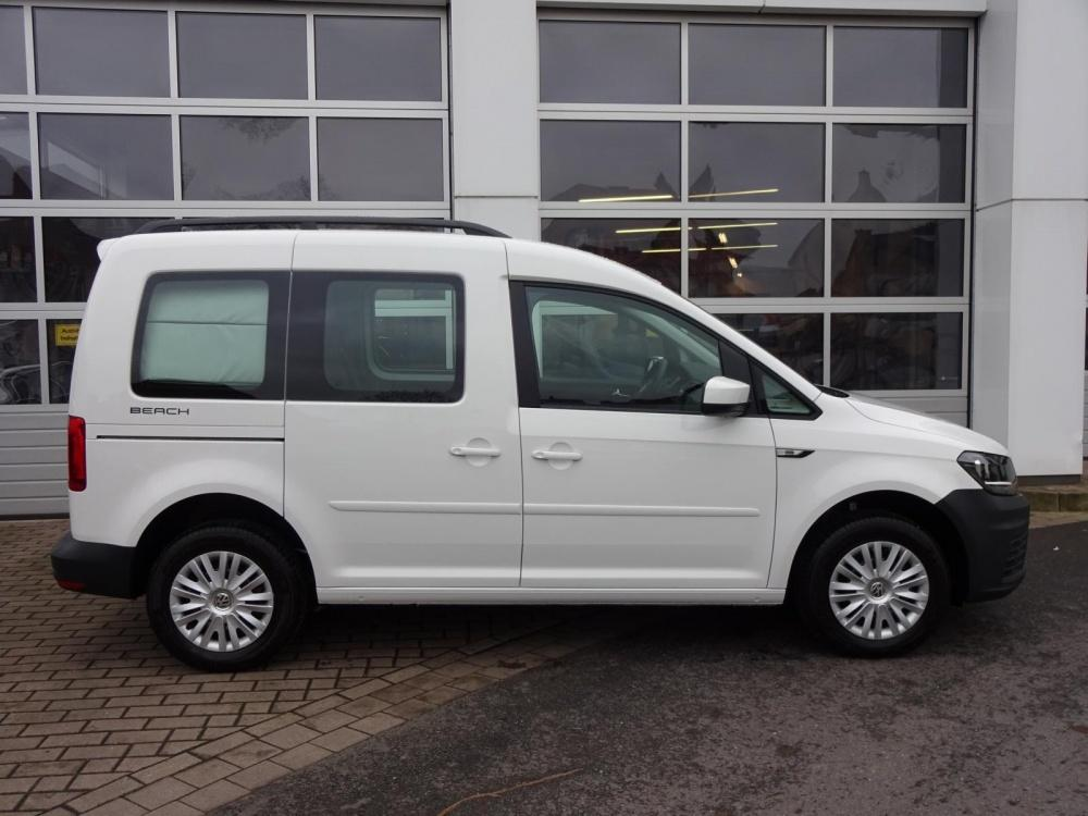 volkswagen caddy beach 2 0 tdi bmt 4motion dsg 110w klima. Black Bedroom Furniture Sets. Home Design Ideas