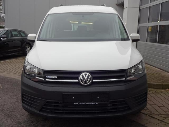 Volkswagen Caddy Maxi - Beach 1,4 TGI BMT 81KW 2019 CZ