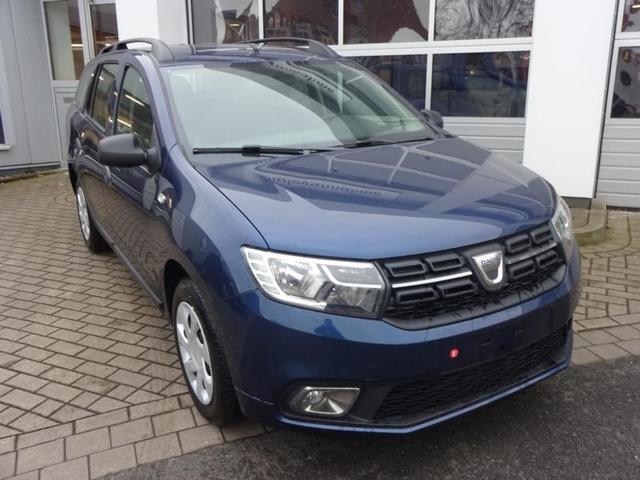 Dacia Logan MCV - Ambiance 1,5 Blue dCi 75 55KW Winter