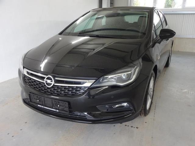 Vorlauffahrzeug Opel Astra - 120 Jahre 1,4 Turbo Automatik 110kW EU6d
