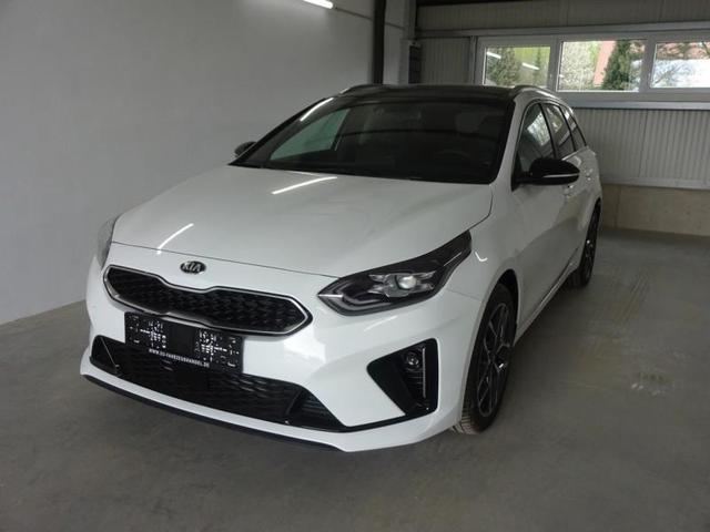 Kia Ceed - Executive Platinum 1,4 T-GDi DCT7 103KW 2020