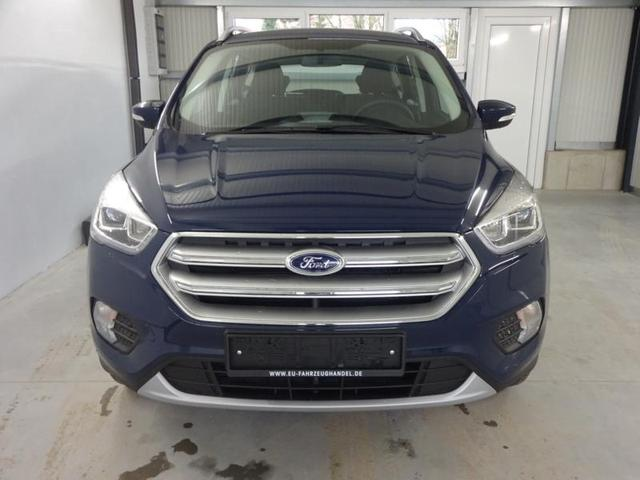 Ford Kuga - Cool&Connect 1,5 EcoBoost 88kW 2019