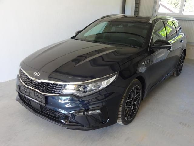 Kia Optima - Dynamic Plus Line 1,6 T-GDi DCT7 132kW EU6d