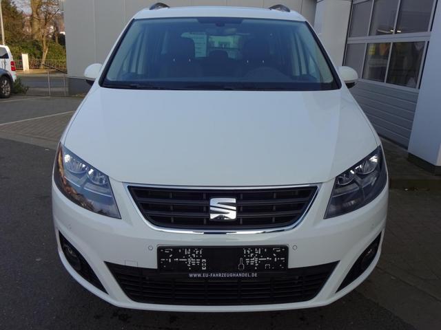 Vorlauffahrzeug Seat Alhambra - Style 1,4 TSI 110kW EU6d-TEMP