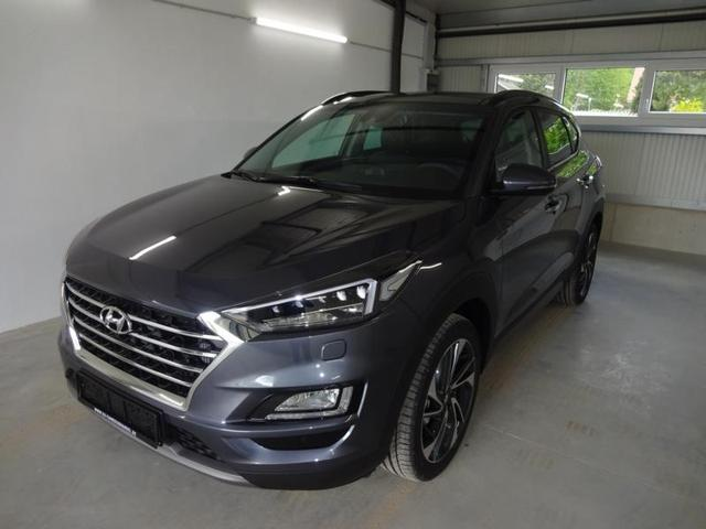 Vorlauffahrzeug Hyundai Tucson - Style Feel 1,6 CRDi DCT7 100KW LKAS Pano