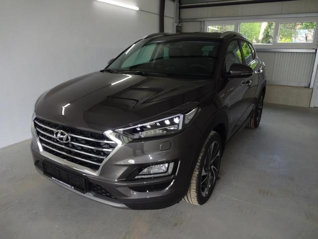 Hyundai Tucson - Style Feel 1,6 CRDi DCT7 100KW LKAS+Pano